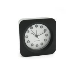 Reloj Despertador ALU Negro
