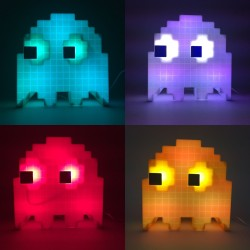 Lampara Pac-Man
