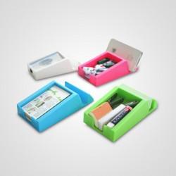 Caja/Tarjetero/Portacelular de Plástico