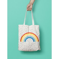 Bolsa de Tela Multiuso Fun/Rainbow/Love you