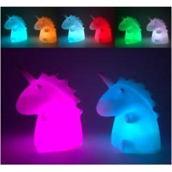 Lampara/Luz Unicornio