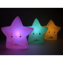 Lampara/Luz Estrella