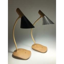 Lampara/Luz/Velador de Mesa Simil Madera