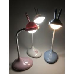 Lampara/Luz/Velador de Mesa Conejo