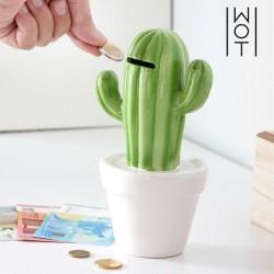Alcancía Cactus