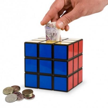 Alcancía Cubo Rubik
