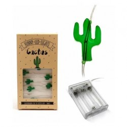 Guirnalda Luminosa Led Cactus / Flamenco / Piña