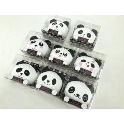 Monedero/Estuche de Silicona Panda