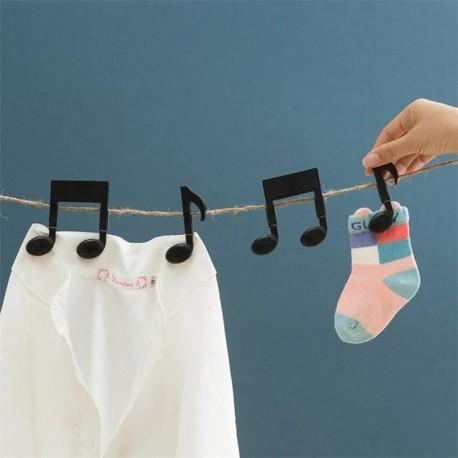 Broche Nota Musical
