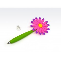 Lapicera Flor