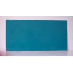 Chapa / Pizarra / Portarretrato 40 x 40 cm