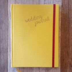 Cuaderno Wedding Planner