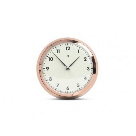 Reloj de Pared Cromo