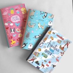 Cuaderno Fun/Gatos/Argentina
