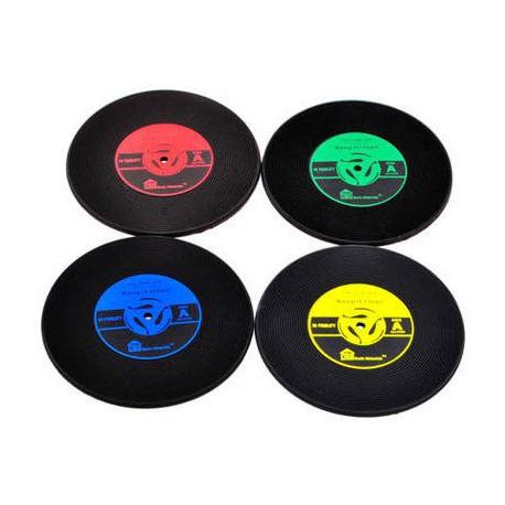 Posavasos Discos de Silicona Pack x 2