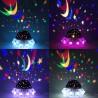 Lampara/Luz Proyector de Estrellas con forma de Ovni
