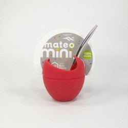 Mate de Silicona Mateo Mini