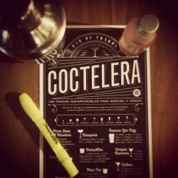 Lámina Coctelera para Intervenir