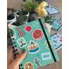 Cuaderno A6 con Diseños de Autor Almandina