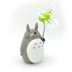 Lámpara y Ventilador Totoro