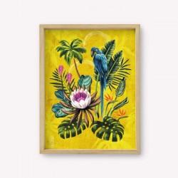 Lámina Wall Art Monoblock con Diseños de Autor 30 x 40 cm