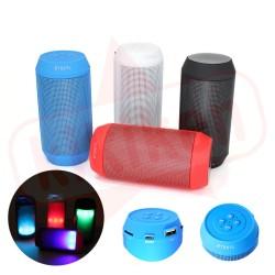 Parlante con Luz Bluetooth